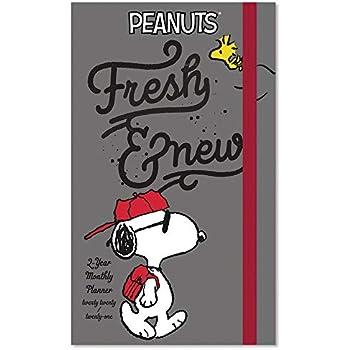 Amazon.com : Moleskine Limited Edition Peanuts, 12 Month ...