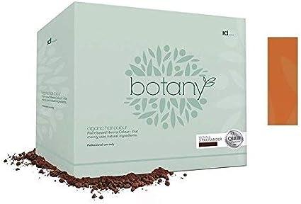 idHAIR Botany - Tinte para el pelo orgánico, henna, 100 g ...