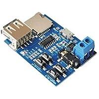 Modulo Amplificador e Decodificador de Áudio Mp3