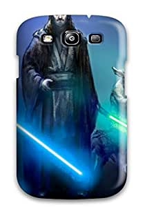 Flexible Tpu Back YY-ONE For Galaxy S3 - Star Wars Knights By Mcnealy D5n2mul