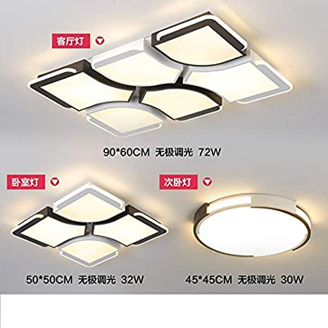 TIANLIANG LED ceiling, sala comedor moderna simple ...