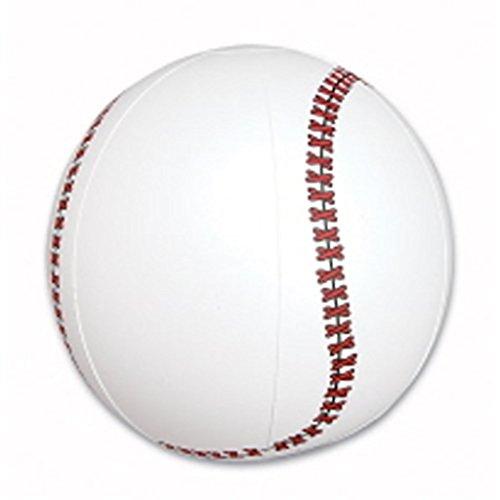 1 Baseball Beach Ball Inflatable Pool Toy Ball 16