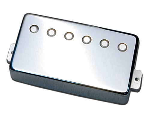Lace Alumitone Deceptor Deathbucker Humbucker w/ chrome cover