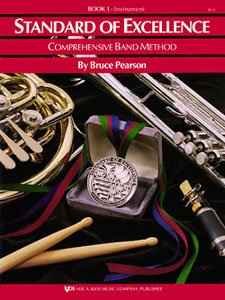 - KJOS Standard Of Excellence Book 1 Trombone