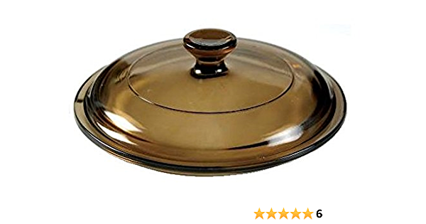 Replacement lid canister lid Corning Ware? 4 58\u201d PYREX? 408 GLASS LID  Free Shipping spice of life lid for Cornflower clear glass lid