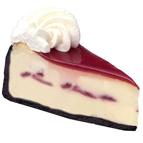 Elis White Chocolate Raspberry Cheesecake, 93 Ounce -- 2 per case. by Elis Cheesecake (Image #1)