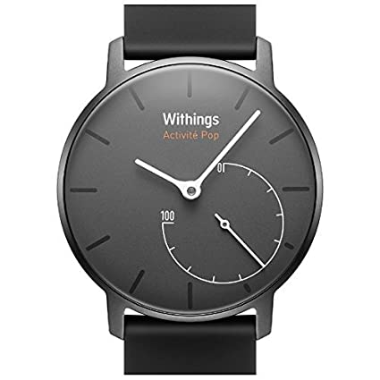 Withings スマートウォッチ Activité Pop Shark Grey【日本正規代理店品】