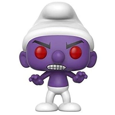 Funko Pop Animation Gnap Smurf (Purple) Toy: Funko Pop! Animation:: Toys & Games