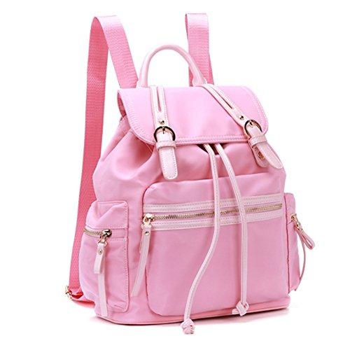 Uniuooi Bolso mochila de Tela oxford para mujer S Azul Marino
