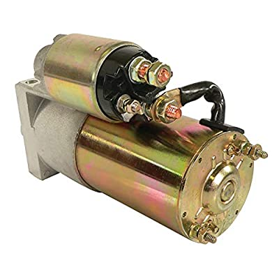 DB Electrical SDR0031-L -with 2 Long Bolts New Mini Starter for 4.3 4.3L OMC, Mercruiser, Volvo Penta Marine Engine 50-806964A2, 50-806964A3, SDR0031-L -with 2 Long Bolts, 50-812604A2, 50-812428A3: Automotive