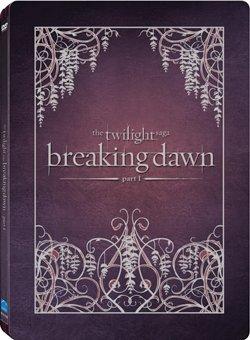 The Twilight Saga: Breaking Dawn, Part 1 (2-Disc DVD Steelbook Special Edition) by Kristen Stewart