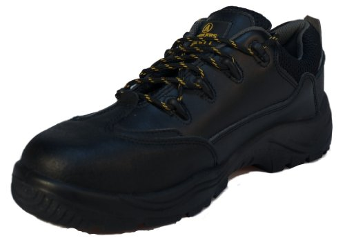 Centek FS30C Safety Boot Black Size 4