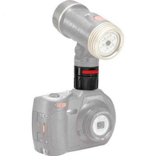 Sea Camera Lens Life (SeaLife SL991 Flex-Connect Cold Shoe for UW Lighting System)