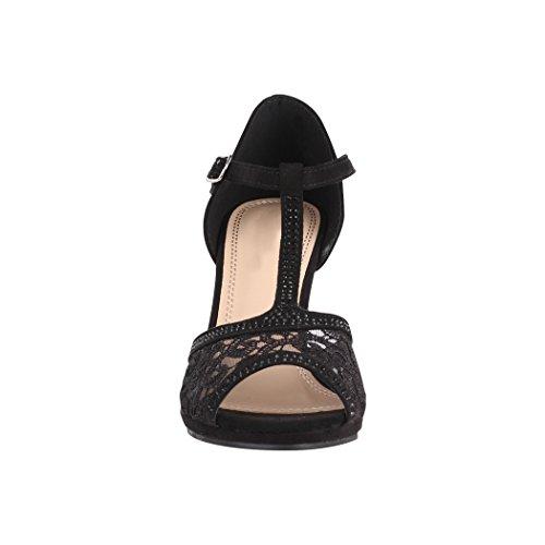 Sint Vestir Zapatos Elara de de Material xznYXSOX