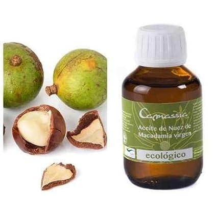 Aceite de nuez de macadamia virgen BIO - 50ml