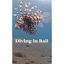 Diving in Bali (German Edition)