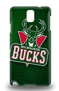 Durable NBA Milwaukee Bucks Logo Back 3D PC Case Cover For Galaxy Note 3 ( Custom Picture iPhone 6, iPhone 6 PLUS, iPhone 5, iPhone 5S, iPhone 5C, iPhone 4, iPhone 4S,Galaxy S6,Galaxy S5,Galaxy S4,Galaxy S3,Note 3,iPad Mini-Mini 2,iPad Air )