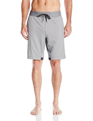 Manduka Men's Tailor Shorts, Harbor Twill, Medium
