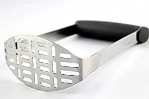 Annic Stainless Steel Potato Masher, Practical Kitchenware