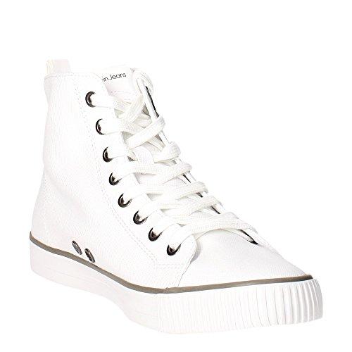Bianco Klein da Jeans Uomo Calvin Arthur Sneaker U8zYq