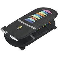 Case Logic AV-20 Double CD Visor -20 Capacity/Nylon/Black