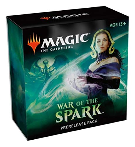 MTG: War of The Spark PRE-Release Pack
