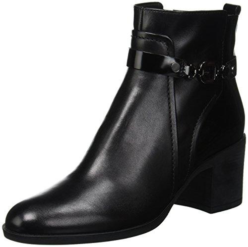 D Black B Donna Geox Nero C9999 Stivaletti Glynna 7Z1qz