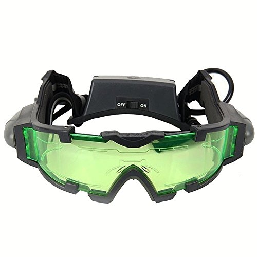 Led Lights Night Vision Goggles in US - 1