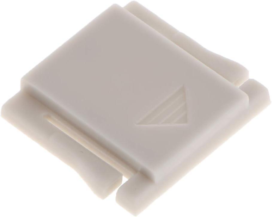 Gray Hot Shoe Cover Cap Protector Case for DSLR SLR Cameras