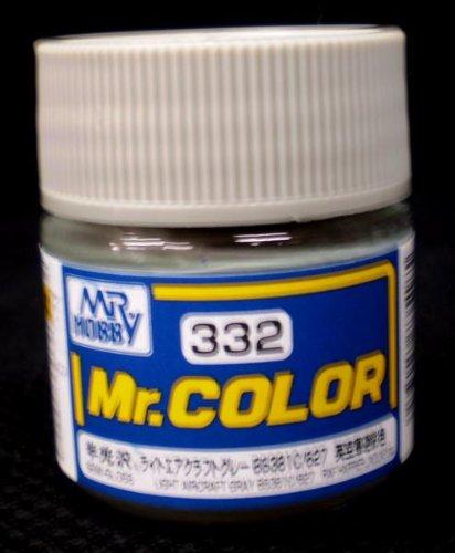 Mr.カラー C332 ライトエアクラフトグレー