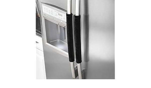 Cubierta la manija Puerta del refrigerador Pleuche Aries Protector ...