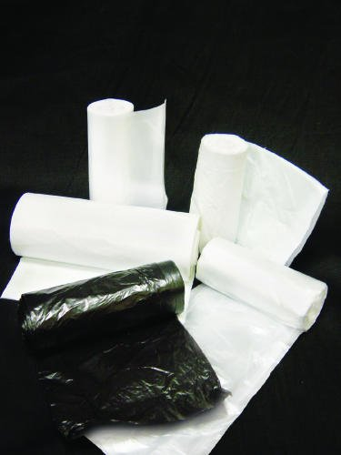 Flexsol Packaging Corp. Light-Weight Roll Garbage Can Liner 24 X 33,
