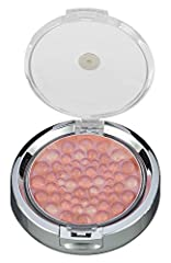 For a rosy glow. Creates a luminous glow. Real mineral pearl extract. Includes mirror and brush. Multi-colored mineral pearls for an illuminating blushing glow: Unique palette of multi-colored pearls blends together to create an instantly hea...