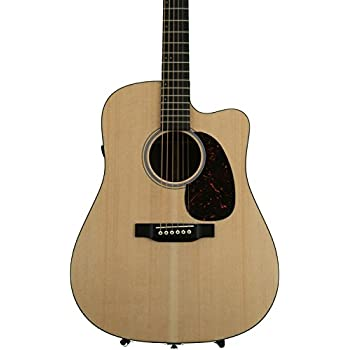 martin dcpa4 dreadnought acoustic electric guitar natural musical instruments. Black Bedroom Furniture Sets. Home Design Ideas