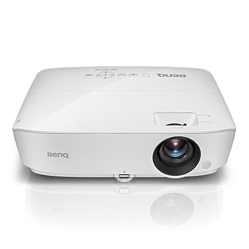 BenQ MS524AE DLP 3300 lm SVGA Video Projector 15 000: 1 Contrast Ratio Projector by BenQ