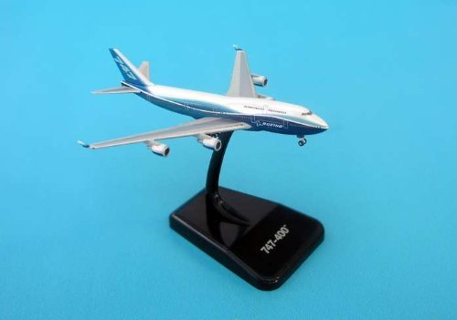 400 Boeing House (Hogan Boeing House 747-400 1/1000 W/STAND & Gear)