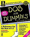 DOS for Dummies 9781568849942