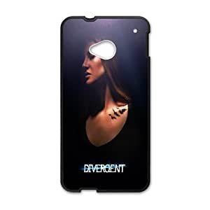 Diy Phone Cover Divergent for HTC One M7 WEQ849181