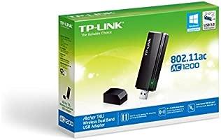 TP-Link Archer T4U - Tarjeta de red: Amazon.es: Electrónica