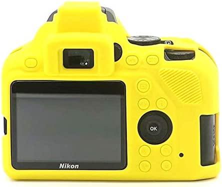 Funda Protectora de Silicona para cámara Nikon D3500 DX-Format ...
