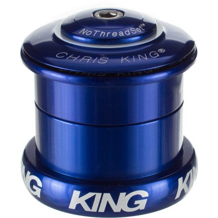 (Chris King Inset 5 Headset Navy,)