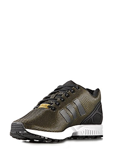 Adidas Zx Flux Homme Baskets Mode Metallic ,noir ,24