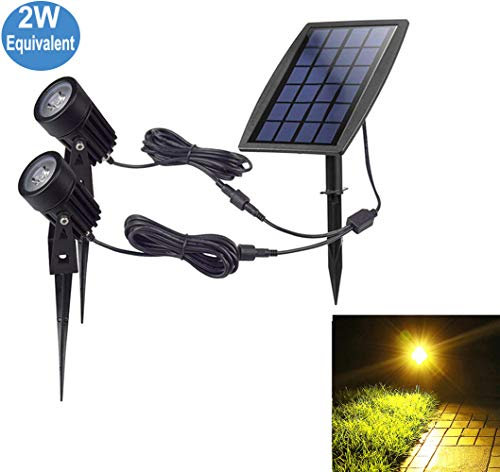 Solar Spot Lamps in US - 8
