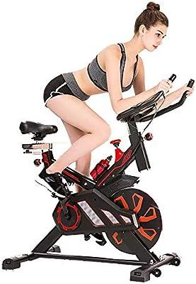 Asdflina Entrenador de Ciclismo en Bicicleta Spinning Bike ...