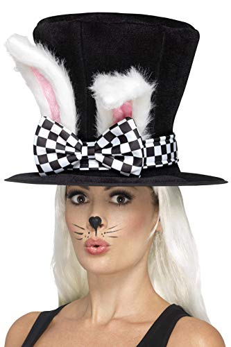 Tea Party March Hare Hat Adult Costume -