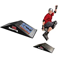 Rampage Unisex Youth Mini Ramp, Black, 0