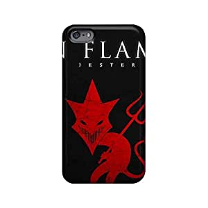 Protective Hard Phone Case For Iphone 6plus With Customized High-definition Metallica Pattern AnnaDubois