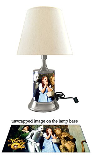 (Wizard of Oz Lamp with Shade)