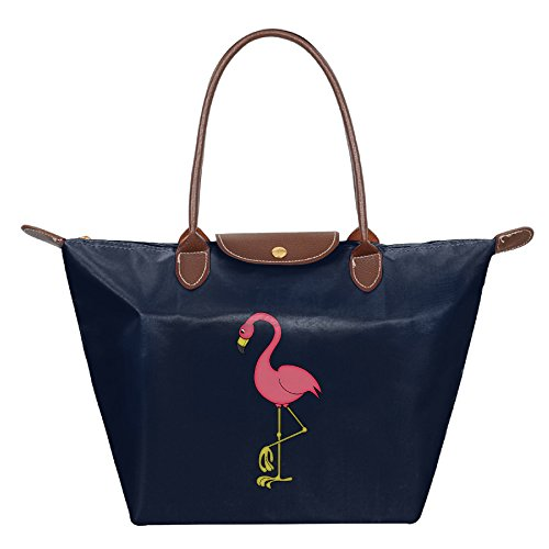 OUDE Cuban Flamingo Fashion Ladies Folding Dumpling - Outlet Malls In Vegas Las