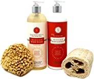 The Bath and Shower Experience Gift Set by Spa Destinations. Amazing Products, Value and Price! $64 Value